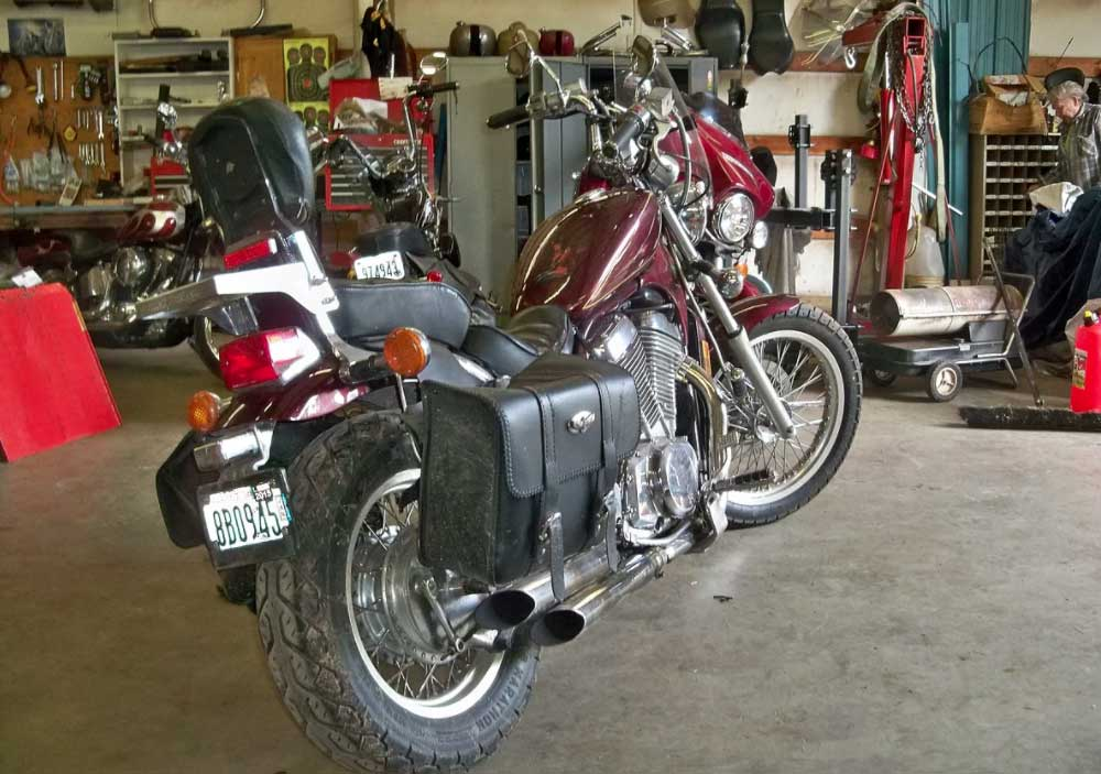 1987 Suzuki Intruder Motorcycle for Sale
